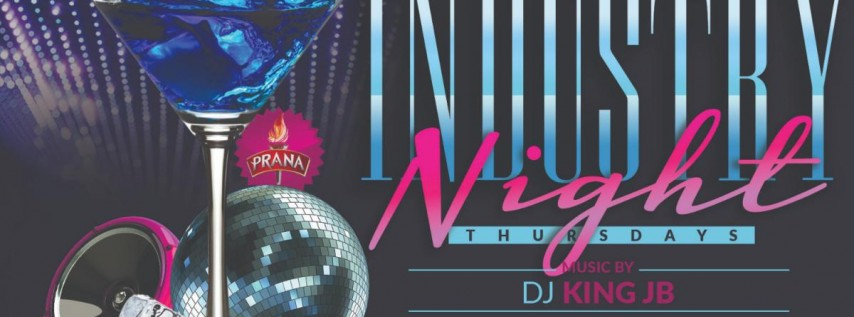 Industry Night at Club Prana