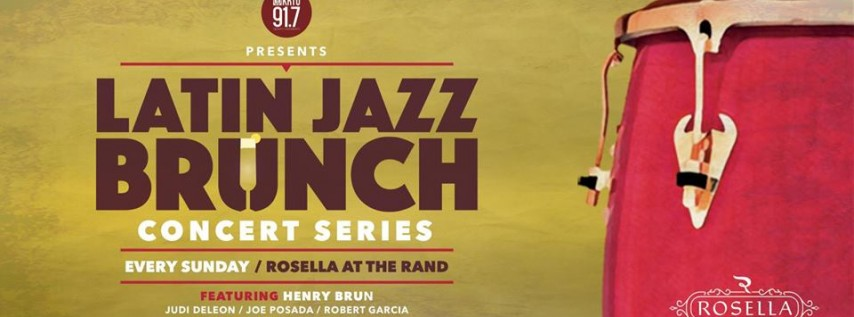 Latin Jazz Brunch Concert Series