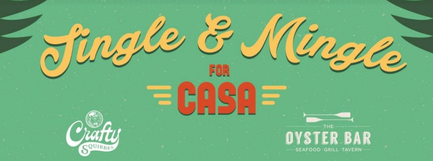 The Oyster Bar presents: Jingle & Mingle - benefiting CASA