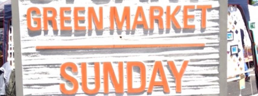 STUART GREEN MARKET- EVERY SUNDAY IN DOWNTOWN STUART