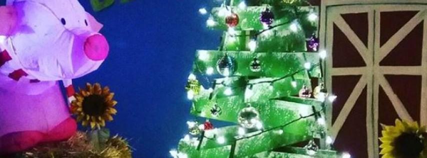 Green Meadows: The Great Christmas Light Adventure & Train