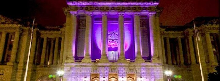 Andrew Mellon Auditorium New Year's Eve DC Gala