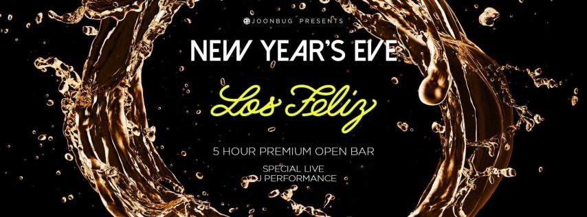 Joonbug.com Presents Los Feliz New Years Eve Party 2019