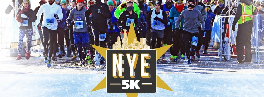 Chicago New Year's Eve 5K