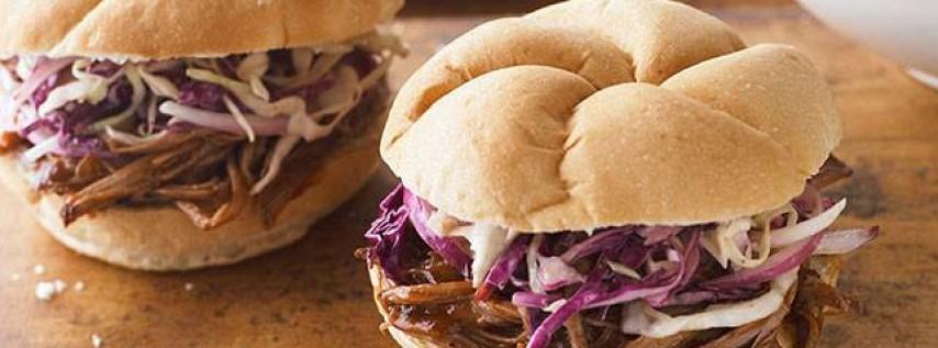 Thursday Lunch - Brisket Sandwich $7.99