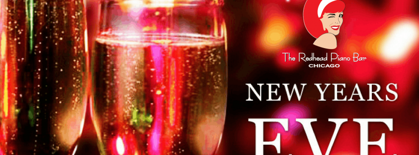 New Year's Eve @ Redhead Piano Bar