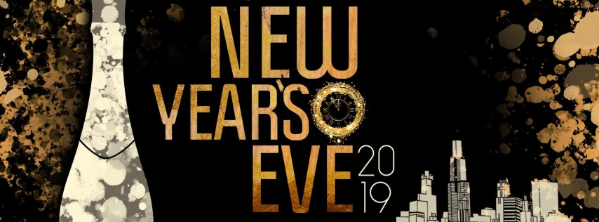 Chicago Social 2019 New Year's Eve Party