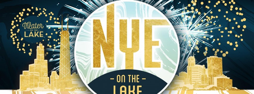 2019 New Year's Eve on the Lake