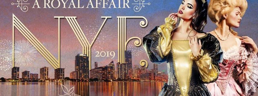 New Years Eve: A Royal Affair
