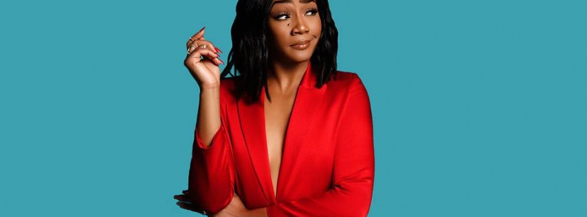 Tiffany Haddish #SHE READY TOUR