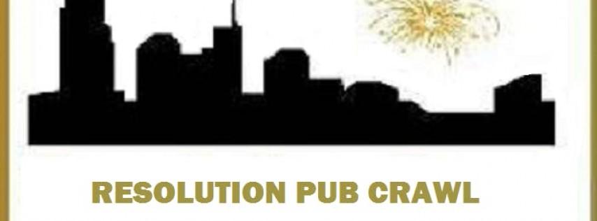 Resolution Pub Crawl