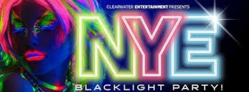 Mayday NYE Black Light Party 2018