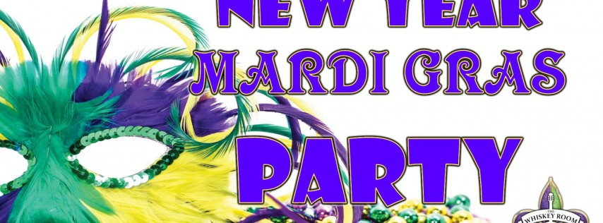 NEW YEAR'S EVE MARDI GRAS PARTY
