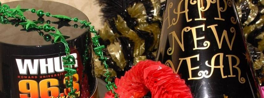 WHUR 96.3fm & INNER CAUCUS New Year's Eve 2019 Celebration Gala