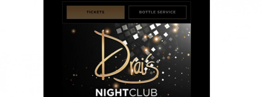 FUTURE LIVE at Drais Nightclub & Beachclub New Years Eve