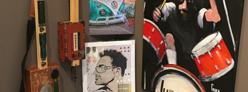 Give the Gift of Art from The Downtown Art Gallery