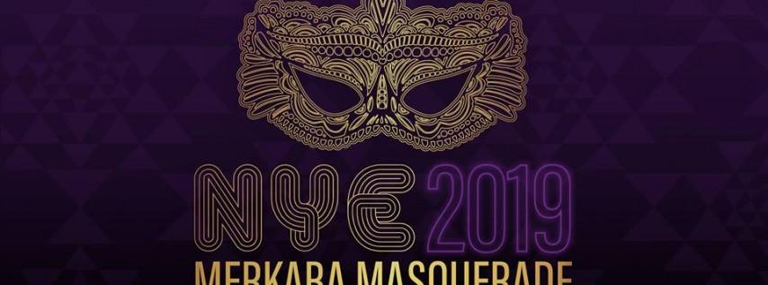 NYE 2019: Merkaba Masquerade