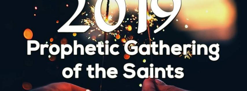 Prophetic Gathering of the Saints - New Year's Celebration