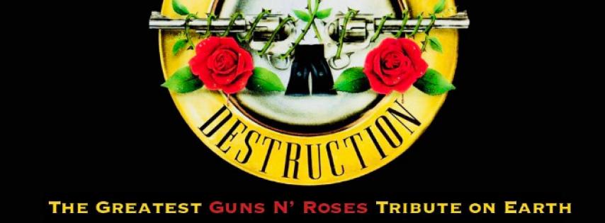 Appetite For Destruction - Ultimate Guns N Roses Tribute