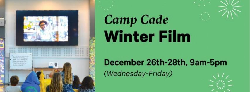 Winter Film Camp