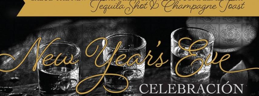 New Year's Eve Celebración at Mariachi Bar