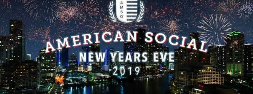 New Years Eve at American Social Brickell