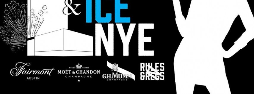 Fire & Ice Party | NYE at Fairmont Austin