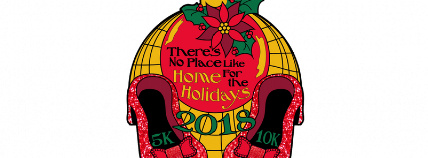 There's No Place Like Home for the Holidays 5K & 10K - Gainesville