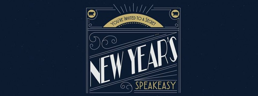 New Year's Speakeasy
