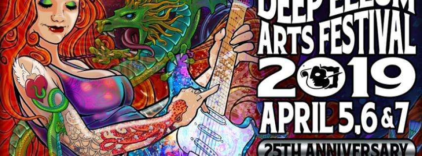 The 25th Annual Deep Ellum Arts Festival