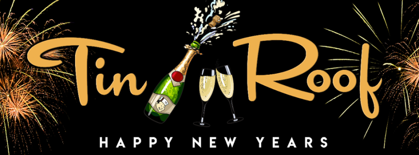 New Year's Eve at Tin Roof