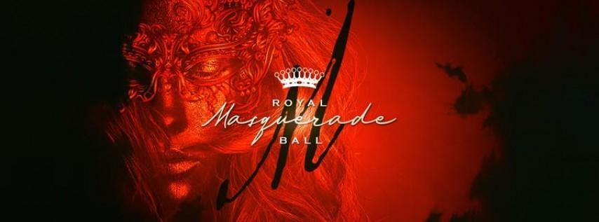 The Royal Masquerade Ball - New Years Eve