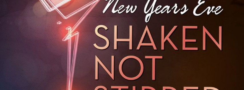 Ink N Ivy Charleston: Shaken, Not Stirred New Years Eve