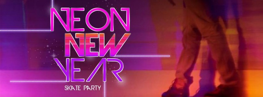 Neon New Year's Eve Party