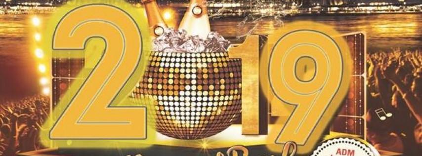 7th Annual 2019 NYE Bollywood Bash