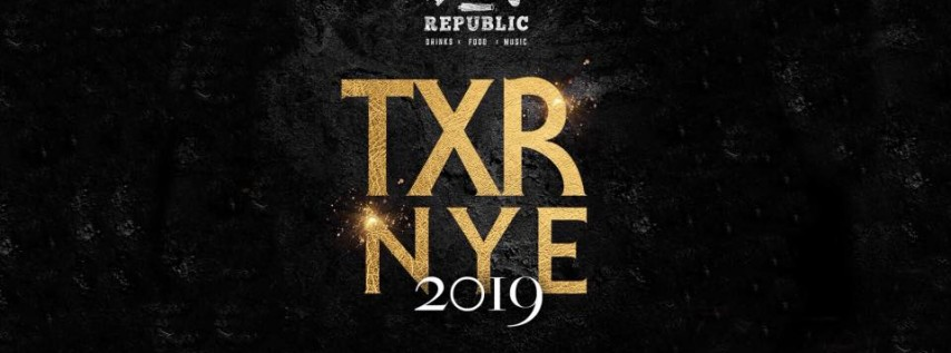 TXR NYE 2019