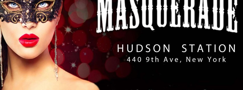 10th Annual New York City NYE Party - Masquerade Gala