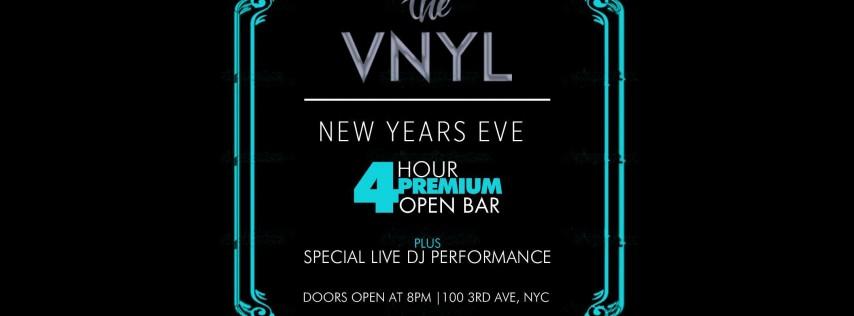 Joonbug.com Presents The VNYL New Years Eve Party 2019