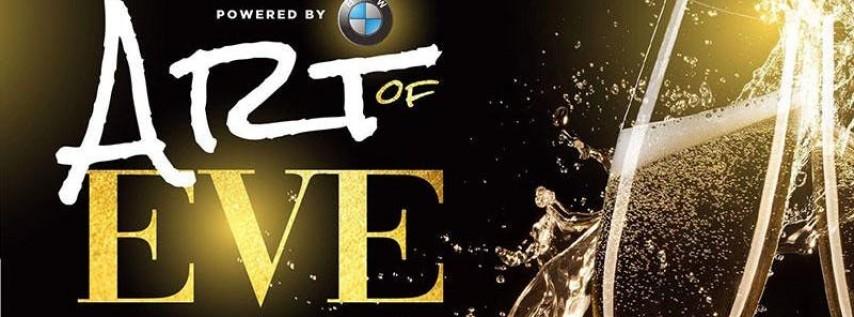 ART of EVE Black Tie NYE 2019 Celebration