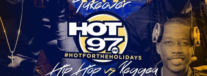 Hot 97's New Years Eve Takeover