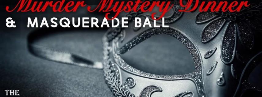 NYE 2019 Murder Mystery Dinner & Masquerade Ball