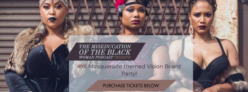 NYE Vision Board Party