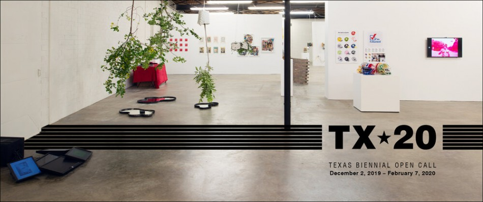 Texas Biennial Open call