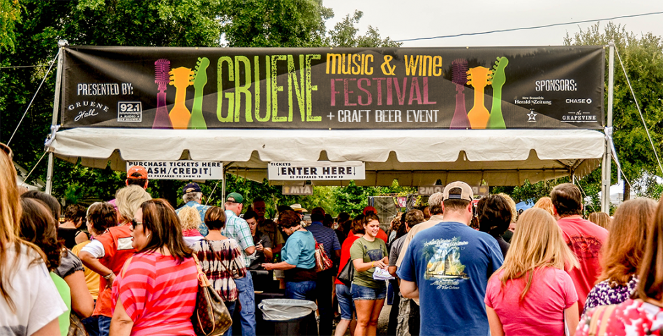 33rd Annual Gruene Music and Wine Festival