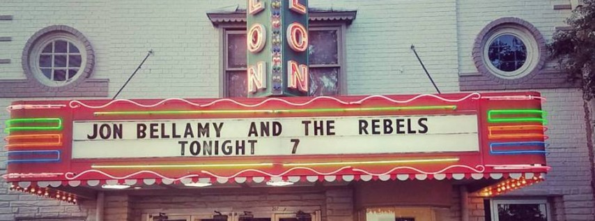 Jon Bellamy & the Rebels New Year's Eve Party!
