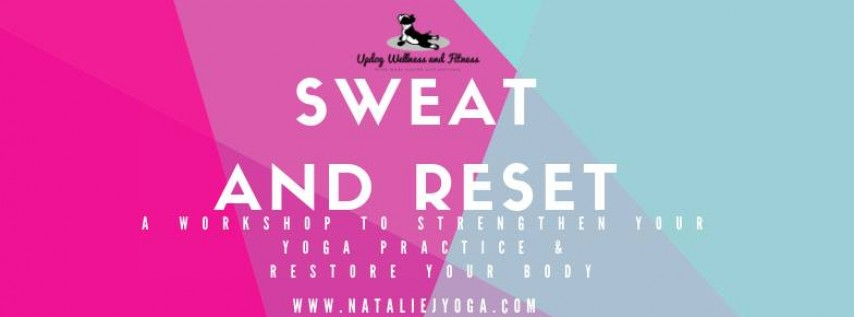 Sweat and Reset for the New Year
