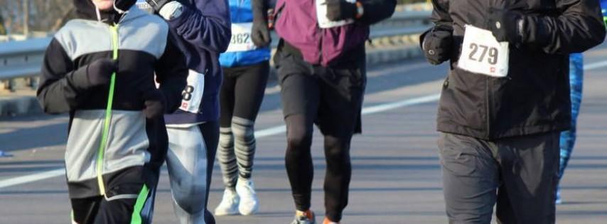 Calhoun's New Year's Day 5k Run/Walk