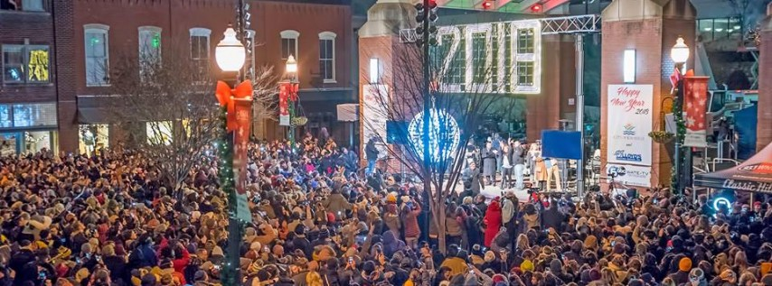 New Year's on the Square presented by Lloyd's Electric