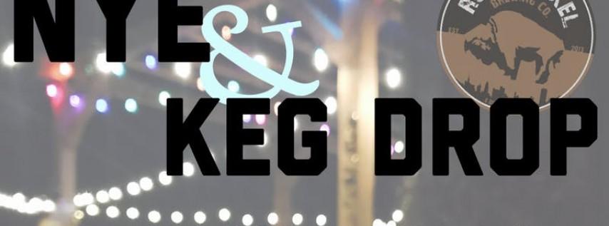 NYE & Keg Drop, Celebrating Iconic Duos
