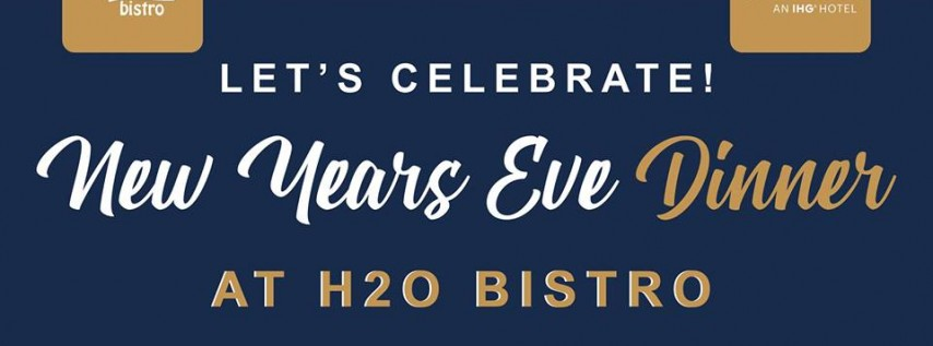 New Years Eve Dinner at H2O Bistro